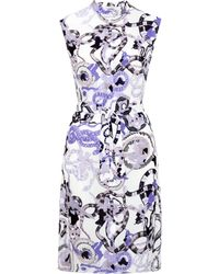 Mary Katrantzou Tinda Dress Viper Multi multicolor - Lyst