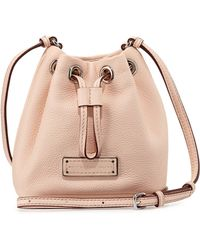 Marc By Marc Jacobs Too Hot To Handle Mini Drawstring Crossbody Bag - Lyst