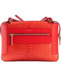 Lanvin Beyondle Jour Shoulder Bag - Lyst