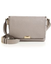 Burberry Lockford Medium Crossbody Bag - Lyst