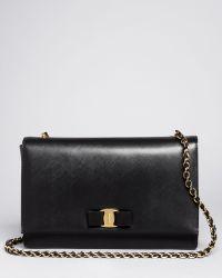 Ferragamo Shoulder Bag - Ginny Large - Lyst