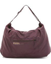 Bensimon - Shoulder Bag - Plum - Lyst