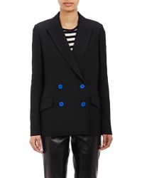 Proenza Schouler Double-Breasted Jacket - Lyst