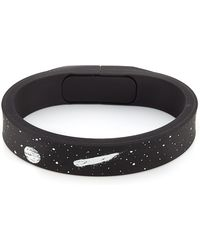 Marc By Marc Jacobs Usb Silicon Bracelet - Lyst