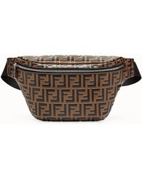 Fendi - Logo Belt Bag - Lyst