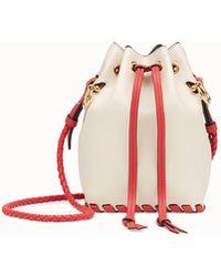 Fendi - Mon Trésor Mini Bucket Bag - Lyst
