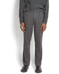 Ferragamo Drawstring Pants - Gray
