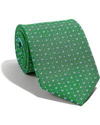 Ferragamo - Egg-and-goose Print Tie - Lyst