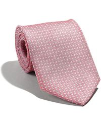 Ferragamo - Vara Chain Printed Tie - Lyst