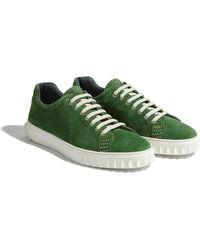 Ferragamo - Sneaker Shoe - Lyst