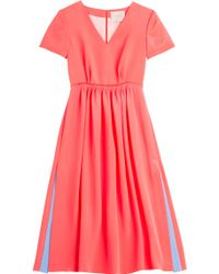 Roksanda Towan Silk Dress - Lyst