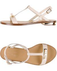Ferragamo Sandals - Lyst
