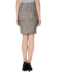 Gio Guerreri - Knee Length Skirt - Lyst