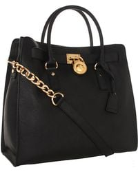 MICHAEL Michael Kors Hamilton Large North/South Tote - Lyst