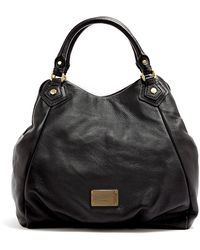 Marc By Marc Jacobs Black Francesca Classic Q Tote - Lyst