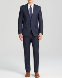 Hugo Boss Hugo Aeron Hamen Neat Suit Slim Fit - Lyst