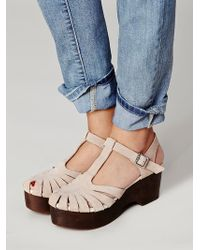 Free People - Mads Clog - Lyst