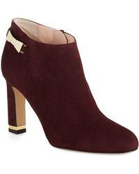 Kate Spade Aldaz Ankle Boots - Lyst