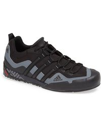 Adidas 'Terrex Swift Solo' Hiking Shoe - Lyst