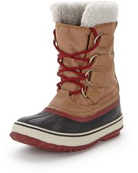 Sorel Glacy Boots - Lyst