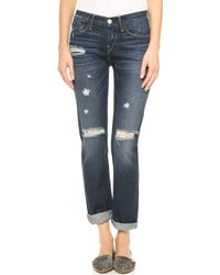 3x1 Straight Leg Jeans Big Bear - Lyst