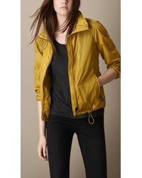 Burberry Packaway Technical Jacket - Lyst
