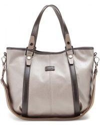 Tod's G-Line Small Twill Tote - Lyst
