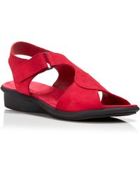 Arche Open Toe Sandals - Sanora - Lyst