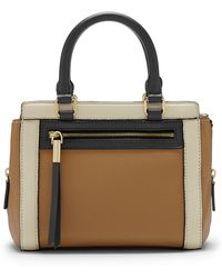 Vince Camuto Siena Leather Crossbody Bag - Lyst