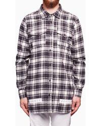 Off-White c/o Virgil Abloh | Check Shirt | Lyst