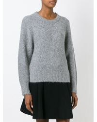 Avelon - Crew Neck Jumper - Lyst