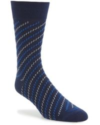 Etiquette - 'step It Up' Socks - Lyst