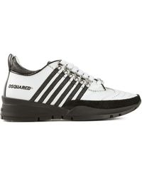 DSquared2 Low Sneakers - Lyst