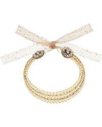 Erickson Beamon Stratosphere Necklace - For Women - Lyst