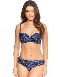 Curvy Kate - Free Spirit Balcony Bikini Top - Lyst