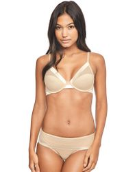 DKNY - Modern Lights 1/2 Pad Breathable Bra - Lyst