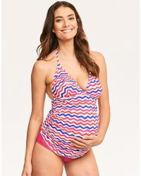 Anita - Kamaka Maternity Two Piece Swim Set - Lyst