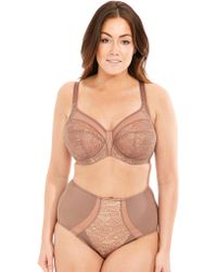 Elomi - Raquel Underwired Full Cup Banded Bra - Lyst