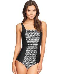 Amoena - Lima Mastectomy Swimsuit - Lyst