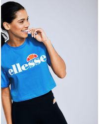 b9deb9f5 Ellesse Canzi T-shirt in Blue - Lyst