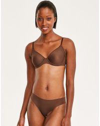 Nubian Skin - Naked Moulded Bra - Lyst