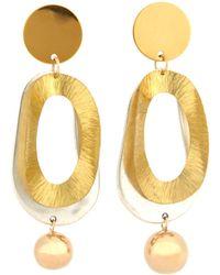 Finery London - Dolly Earrings - Lyst