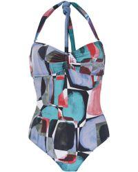 Finery London - Ginny Swimsuit - Lyst