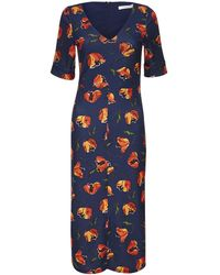 Finery London - Grazebrook Midi Dress - Lyst