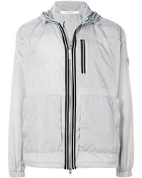 Givenchy - Hooded Windbreaker - Lyst
