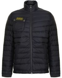 Barbour - Chain Quilted Baffle Jacket - Lyst