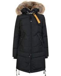 Parajumpers - Long Bear Fur Coat - Lyst