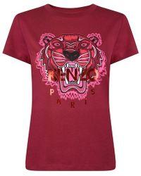 f05d47d1b Women's KENZO T-shirts On Sale - Lyst