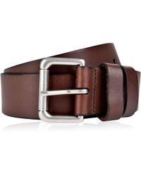 Polo Ralph Lauren - Logo Patch Belt - Lyst