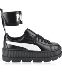 PUMA - Ankle Strap Trainers - Lyst